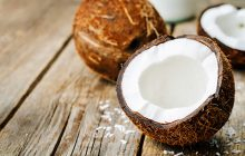 Coconut ORGANIC CO2 (SELECT)